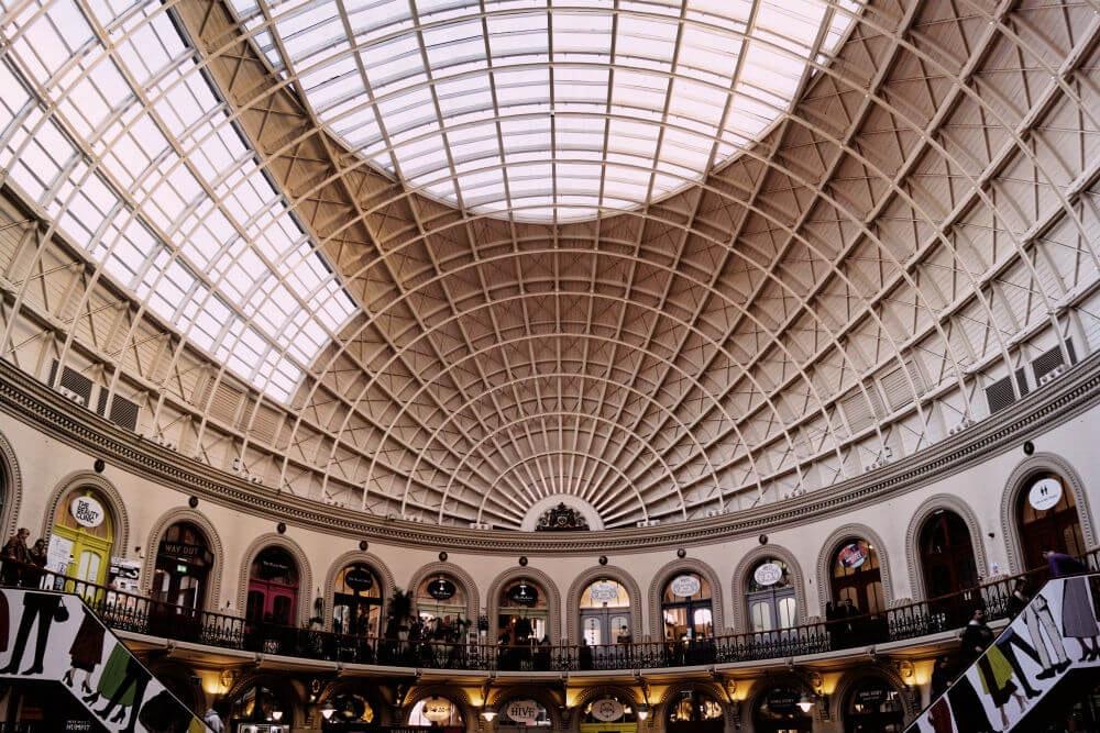 Beautiful building in Leeds