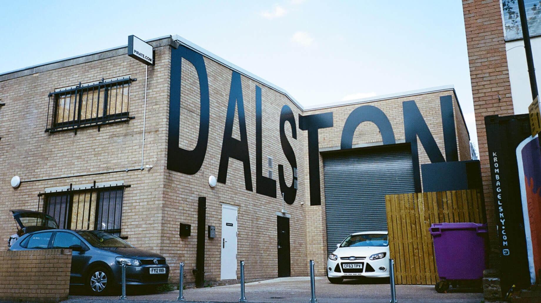 Pirate's Dalston studios