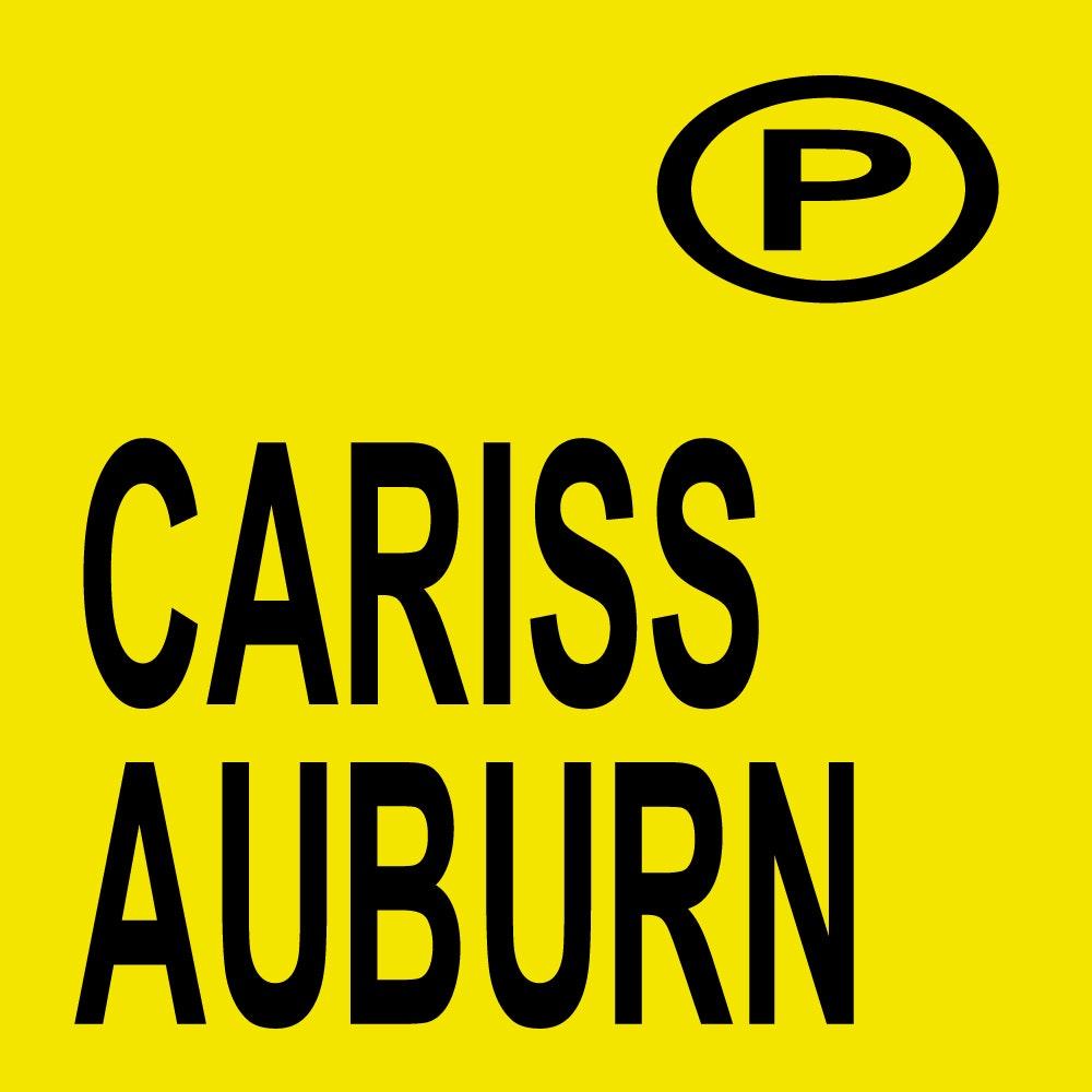 Cariss Auburn - Yellow + Black
