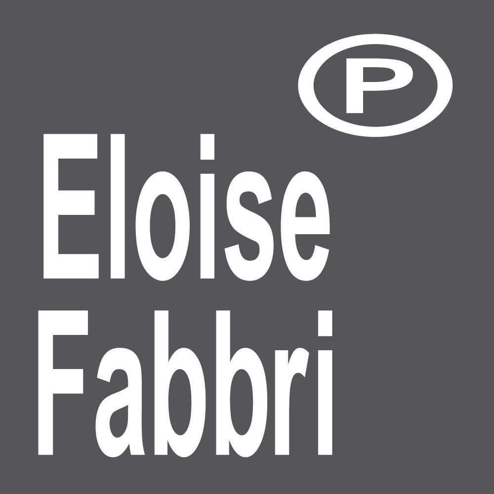 Eloise Fabbri - Grey + White