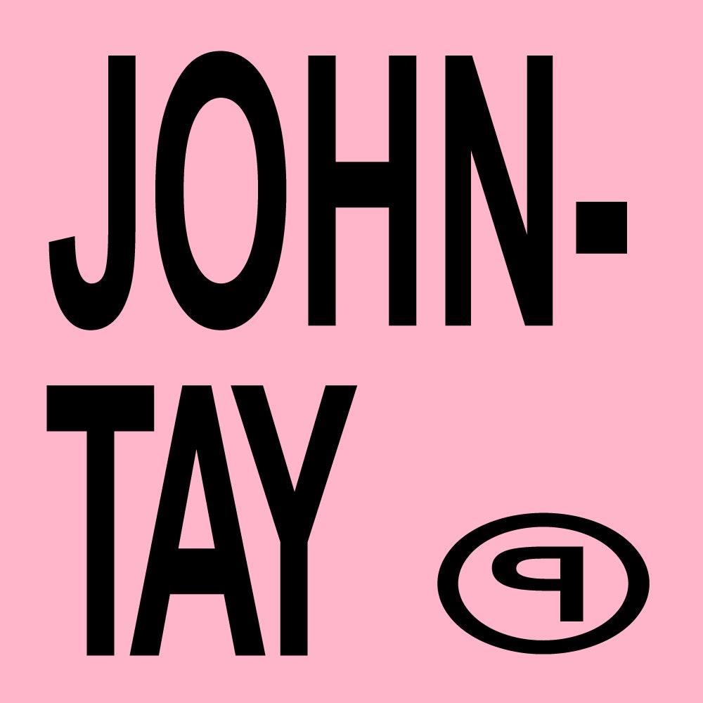Johntay - Pink + Black