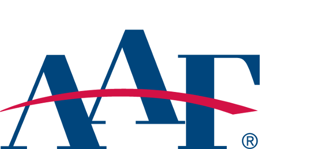 American Advertising Federation (AAF) Awards Logo