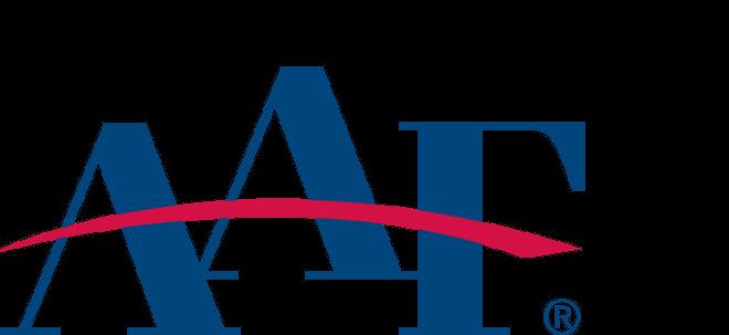 American Advertising Federation (AAF) Awards Logo