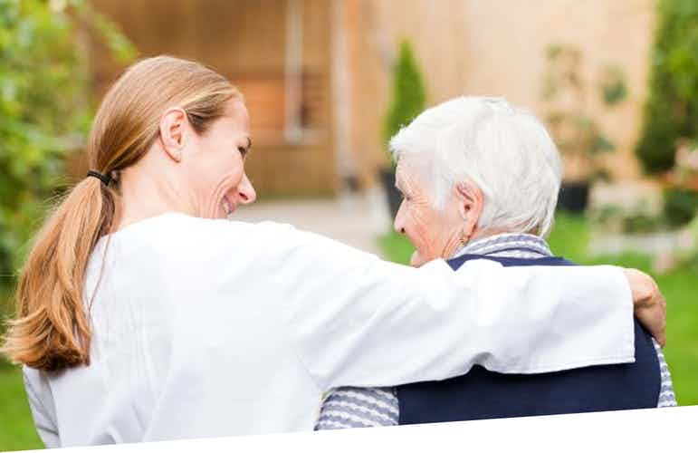 In the care sector nursing assistants enjoy their work more than certified staffs
