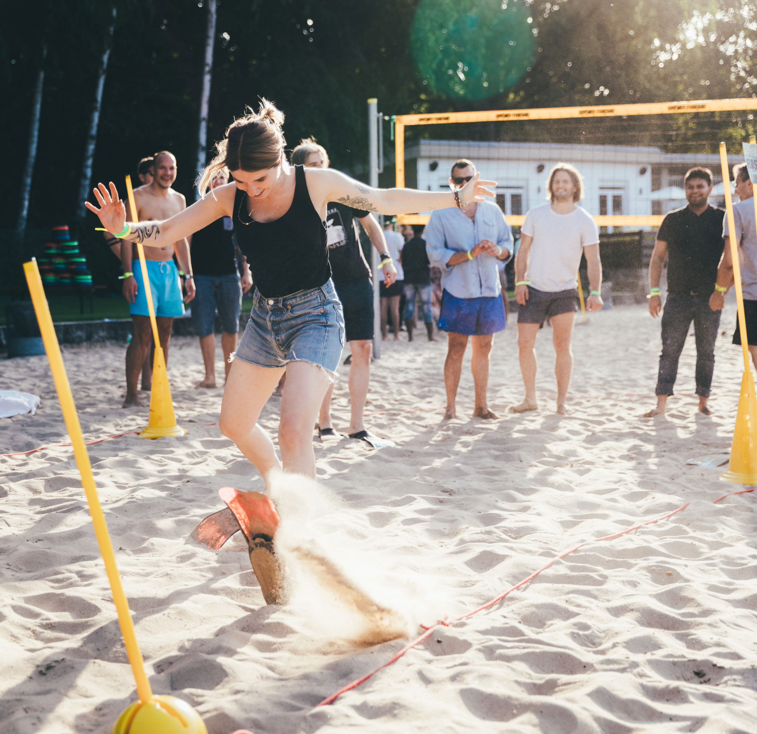Sport und Spaß Team Event