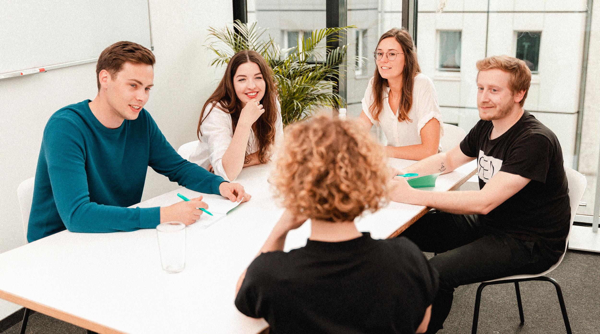 Gruppendiskussion Pflege