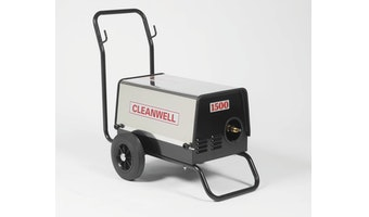 Cleanwell CS Washer