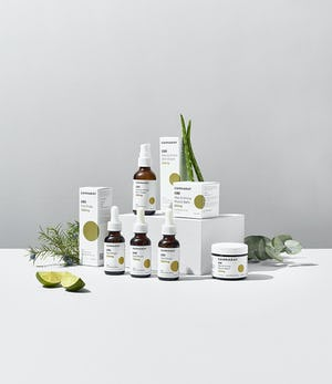 Cannaray CBD Products and Natural Ingredients