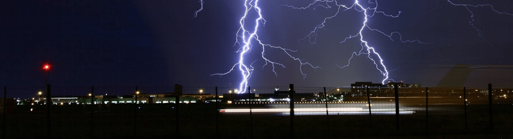 Personal realtime lightning alerts to your mobile