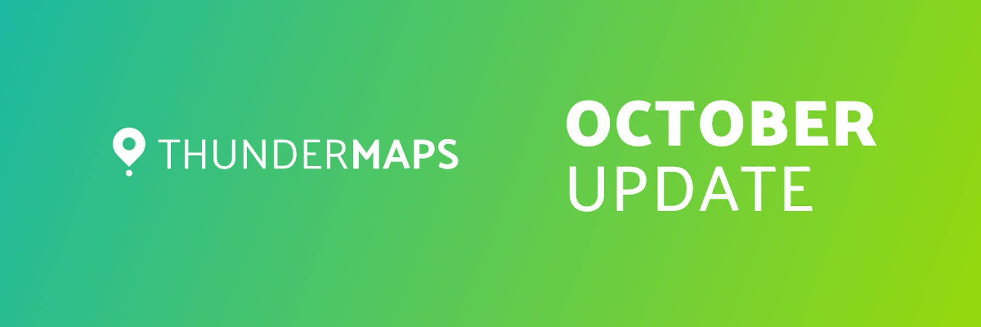 October update: state tracking, offline reporting & bulk edits