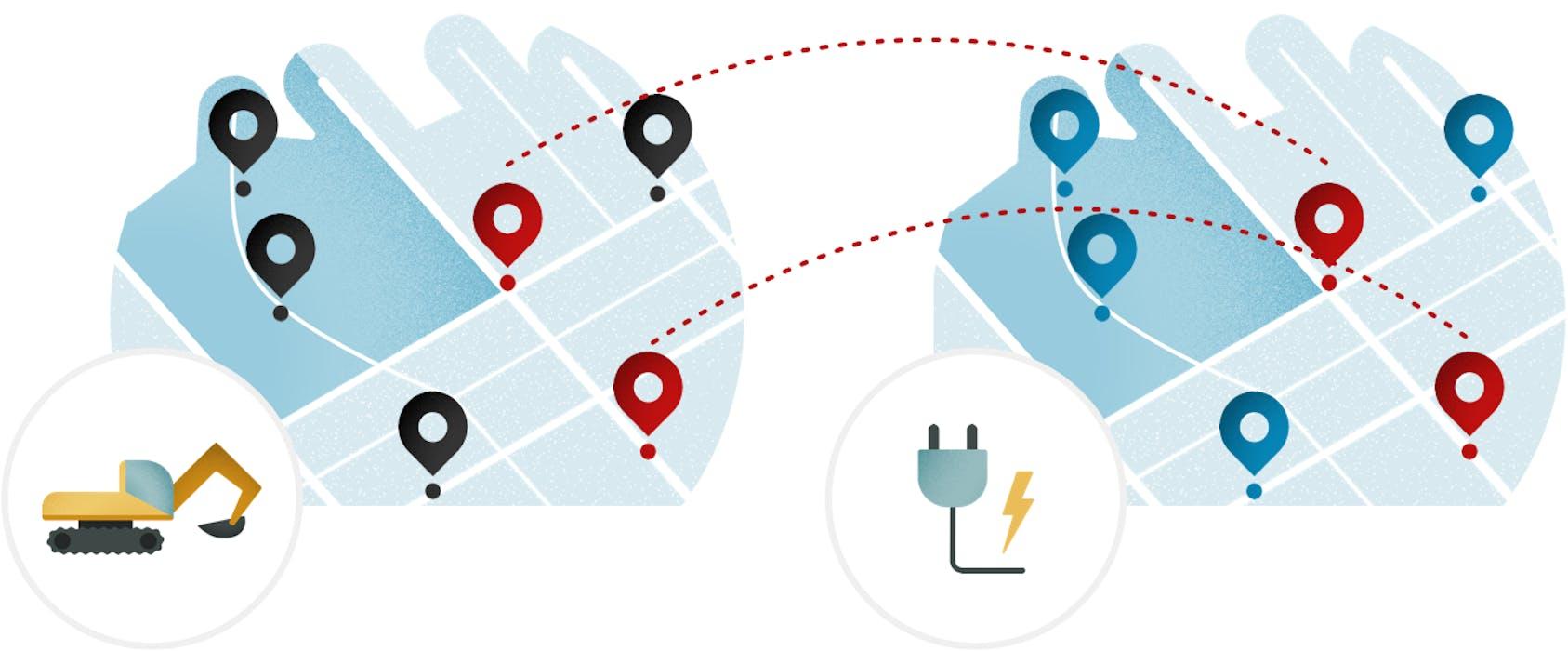 SaferMe shares data across company borders