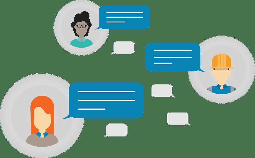 communication improves safety