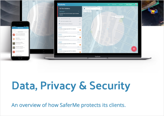 privacy and security at saferme