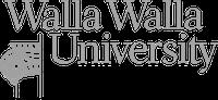 Walla Wlaa university logo