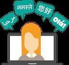 multi language covid app
