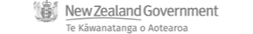 NZ government logo