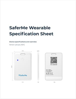 Wearable device technical details