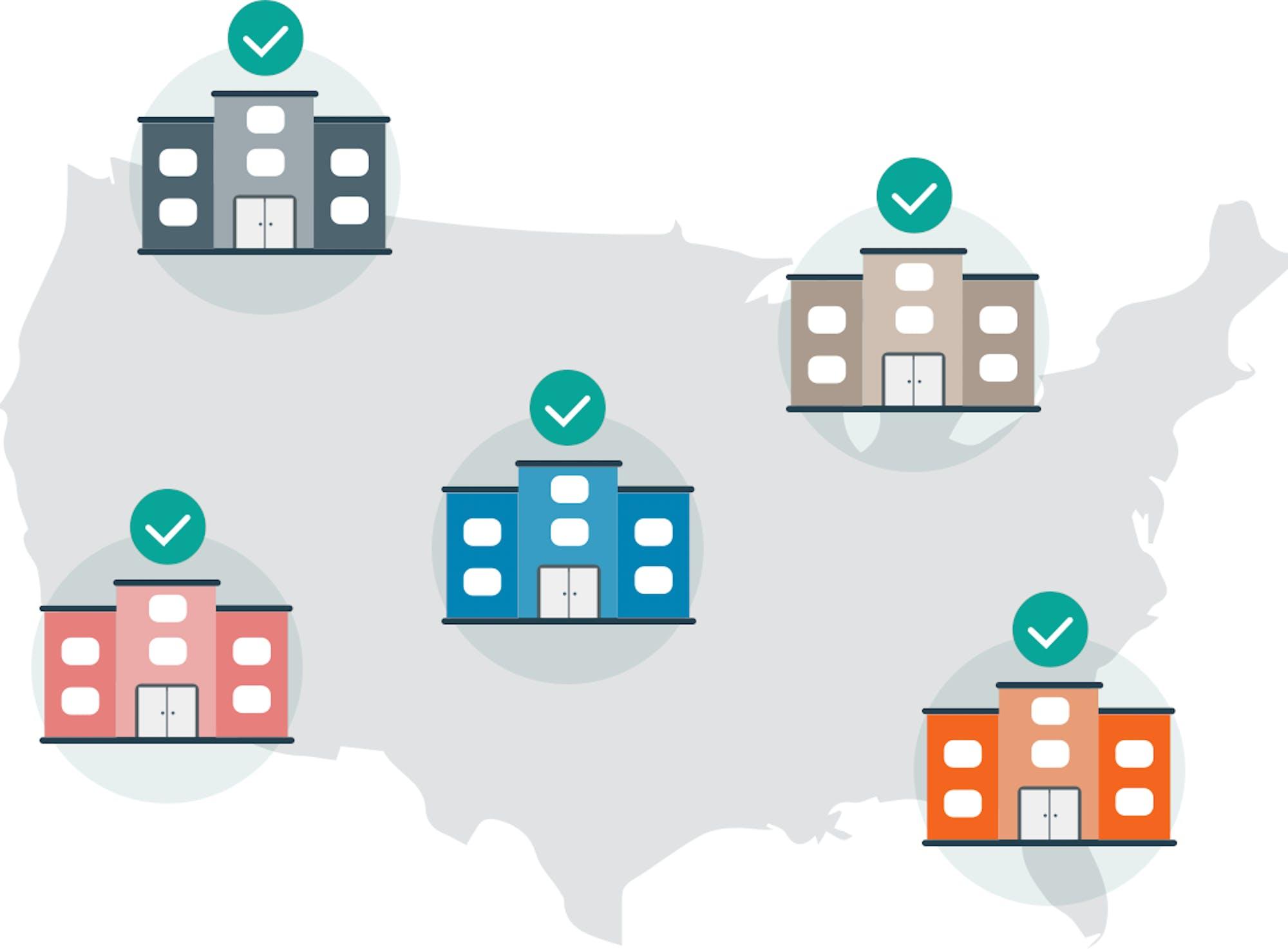 Schools across US