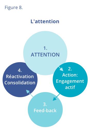 Quatre facteurs principaux de réussite d'un apprentissage