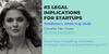 #3 Legal implications for startups