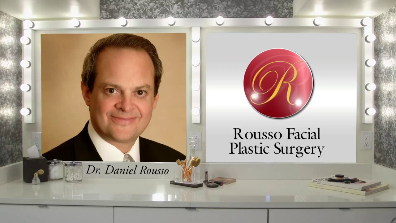 Facial Rejuvenation Rousso Facial Plastic Surgery