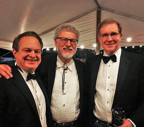 Three Doctors Posing for Photo
