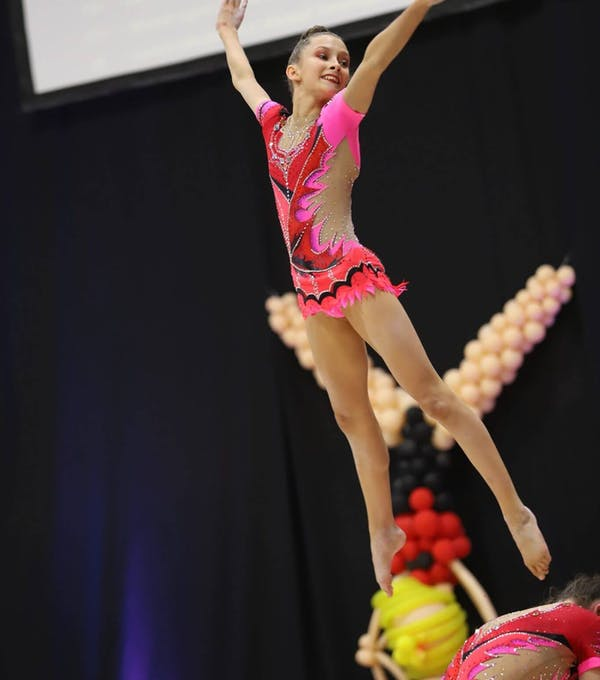 Beth star jump