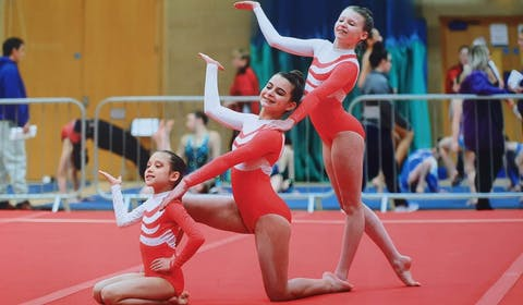 Competition routine