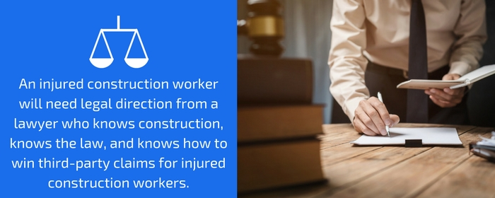 How To File A Construction Injury Claim In New York City