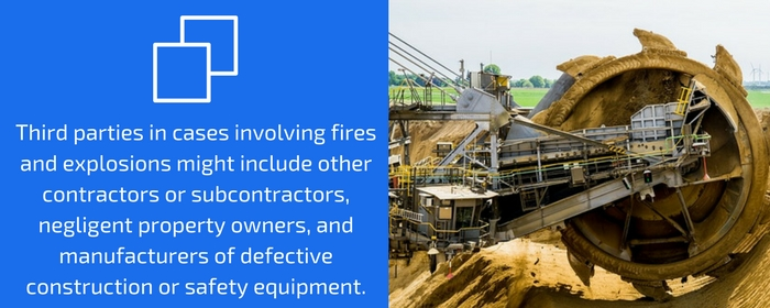 The Hazards Of Fires And Explosions On New York City Construction Sites