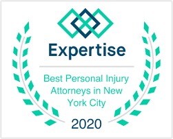 Expertise 2020 (best personal injury attorney NYC)