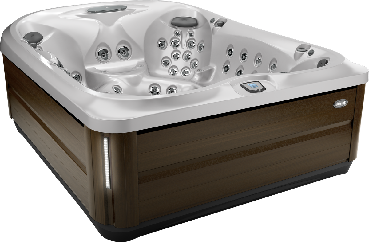 J-495™ in Silver Pearl and Modern Hardwood