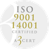 Eurostair Zertifikat iso 9001 14001