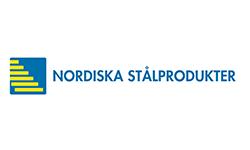 Nordiska Stålprodukter logotype