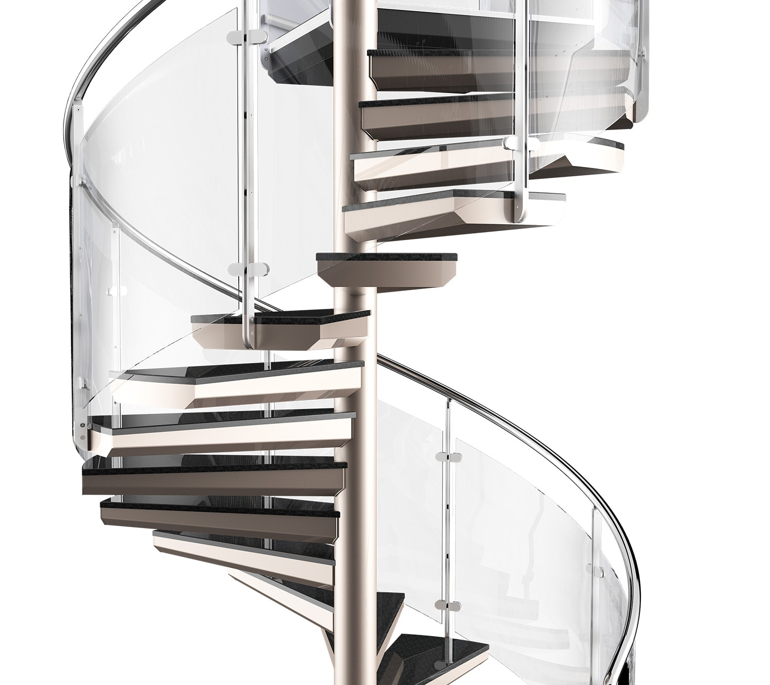 Picture of: Exclusive Spiral Staircase The New Generation Staircase Eurostair