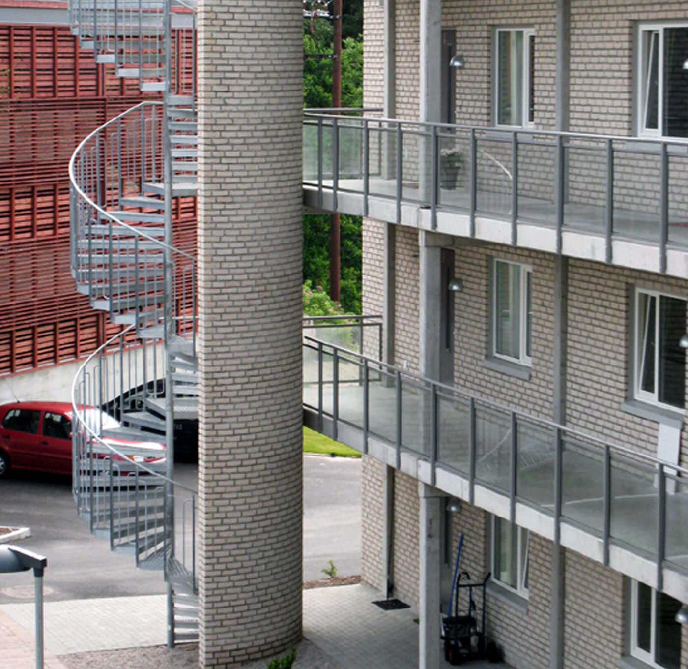 Eurostair Spindeltreppen Standard