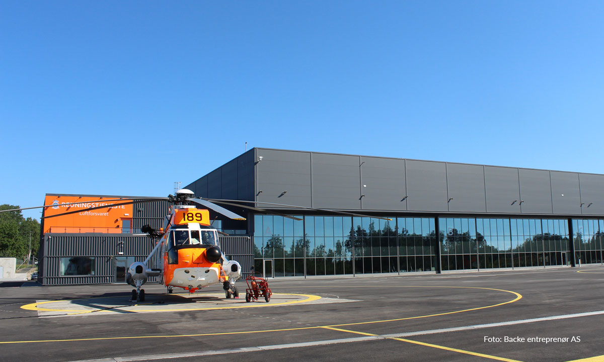 NAWSARH Rygge lufthavn