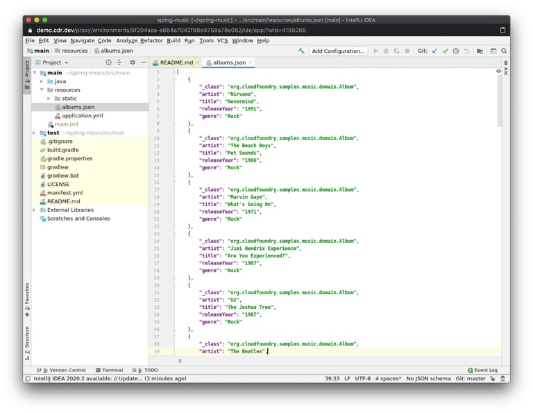Dev URL/live Preview