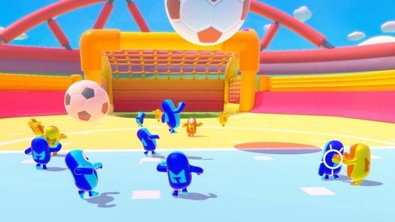 Screenshot of game play