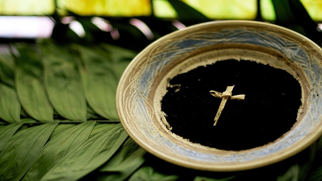 Ash Wednesday: The Power of Doing Nothing