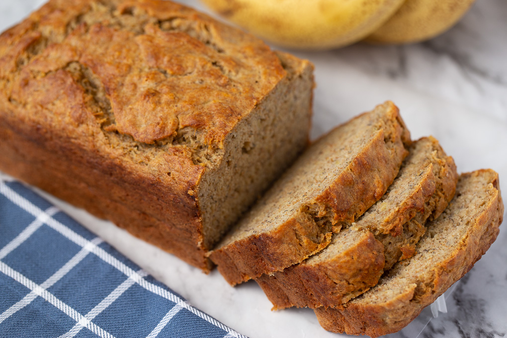 Vegan Bannana Bread