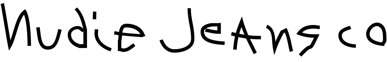 nudie jeans logo png