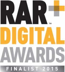 RAR Digital Awards 2015