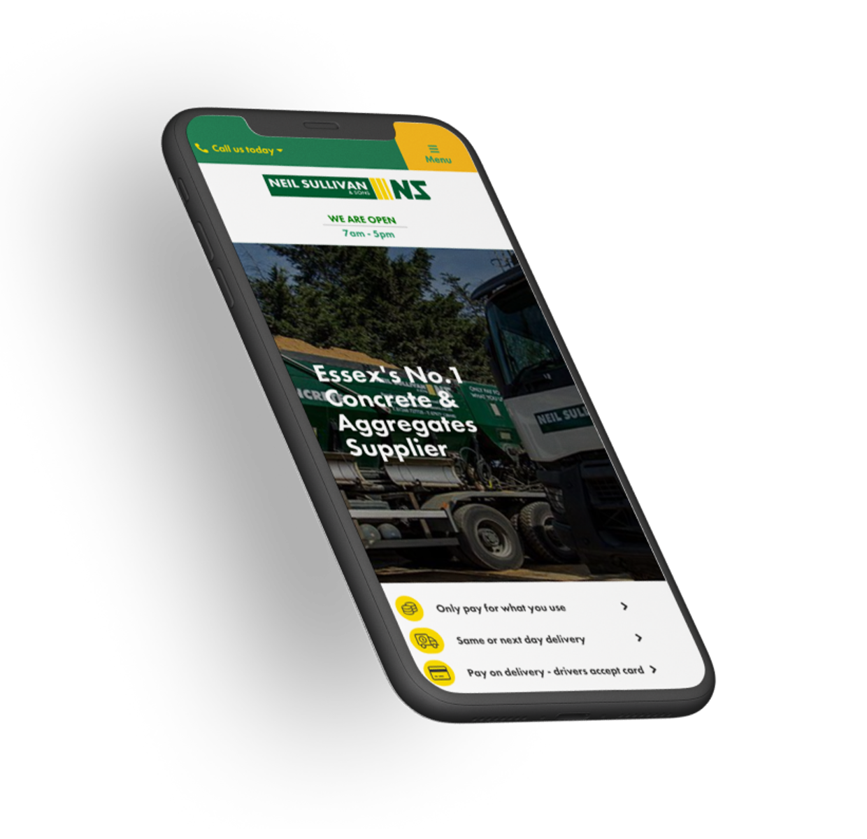 Adtrak helped Neil Sullivan  & Sons with increasing their local presence.  Focusing on PPC, their clicks went from 7,644 to 47,885 - <span class=