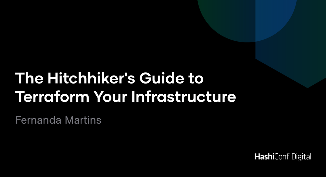 The Hitchhiker's Guide to Terraform Your Infrastructure