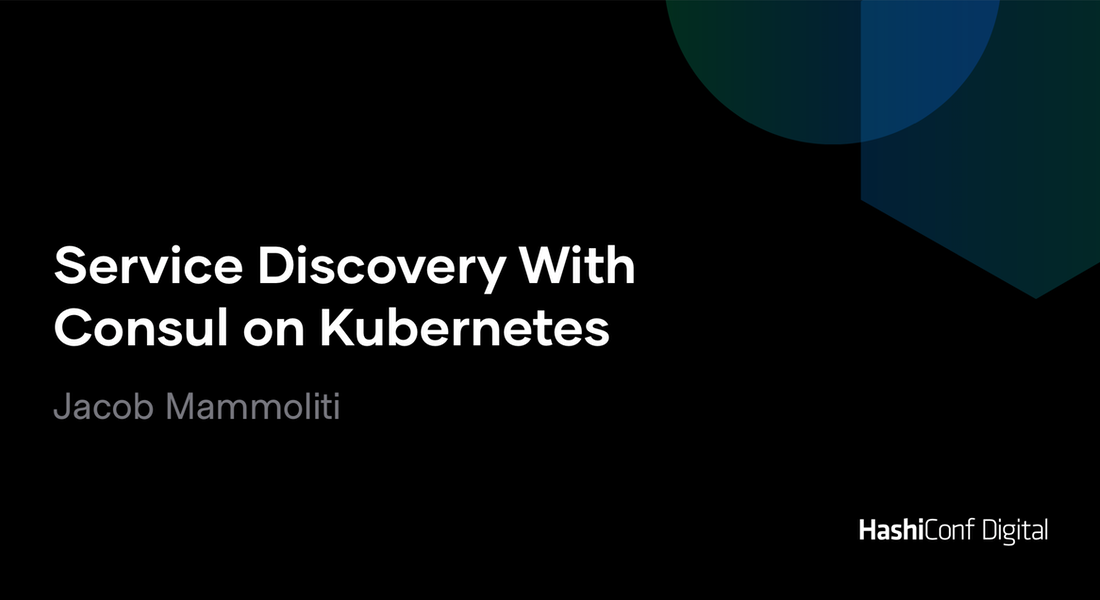 Service Discovery With Consul on Kubernetes