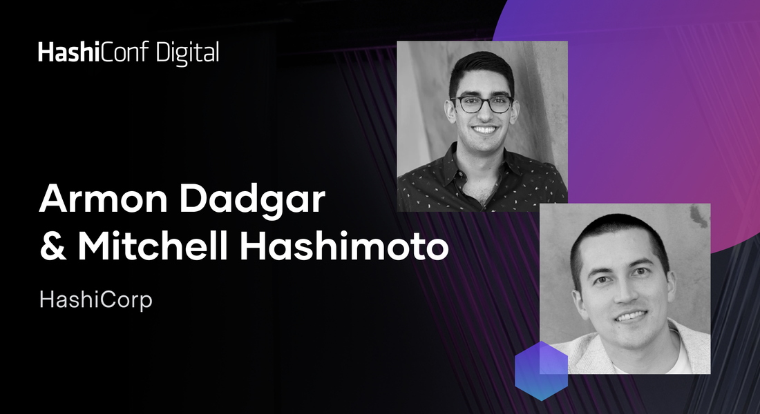 HashiConf Digital Keynote: HCP Vault, HCP Consul, and Boundary