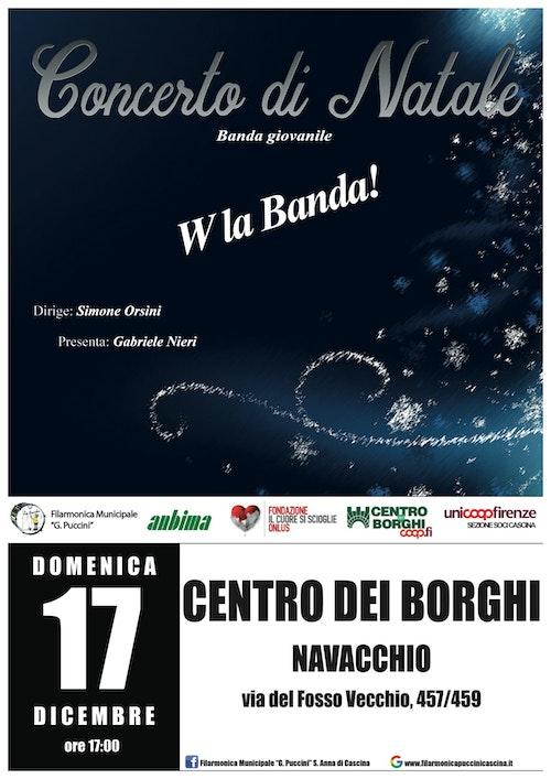 Concerto di Natale - Viva la banda