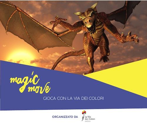 Magic Move - Gioca con La Via dei Colori