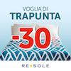 Promo Trapunte -30% + Buono Spesa 10€